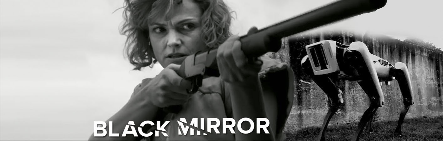 merchandising black mirror serie