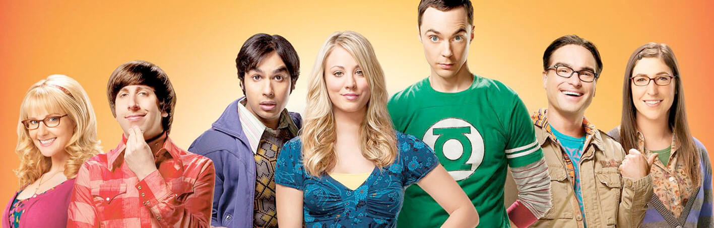 merchandising the big bang theory BBT serie