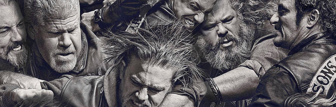 merchandising sons of anarchy serie