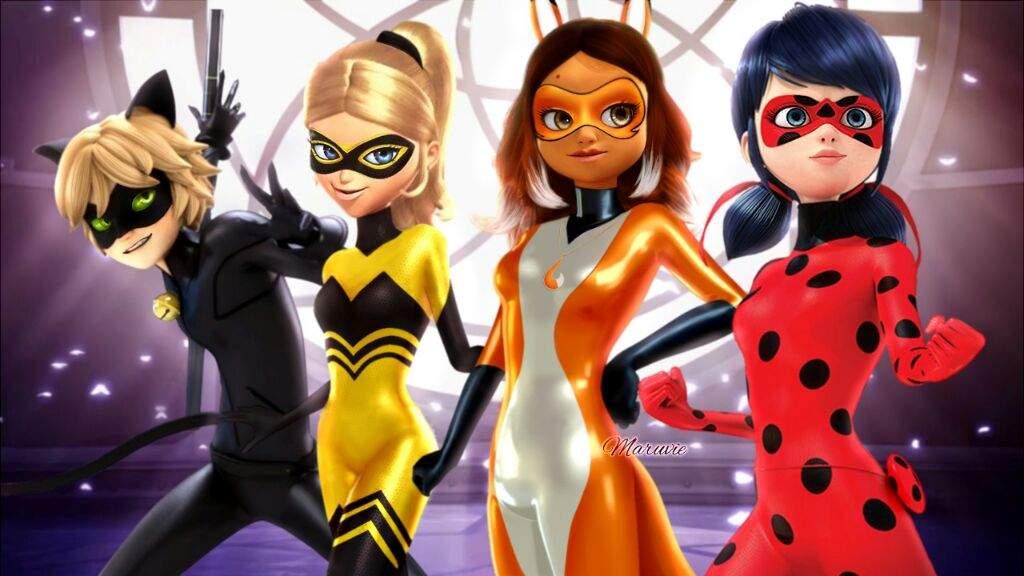 Nueva temporada de Prodigiosa: Las aventuras de Ladybug