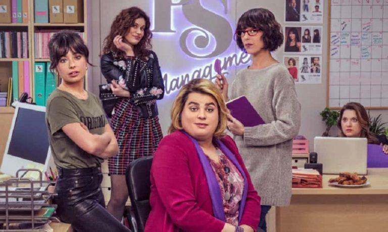 La tercera temporada de 'Paquita Salas' se va a grabar en verano y traerá caras nuevas