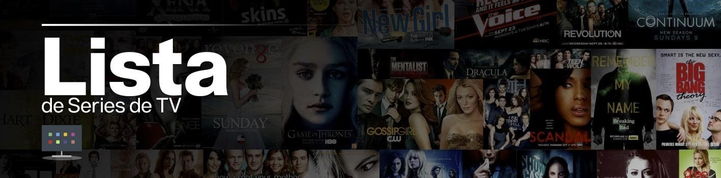 series de tv mejores