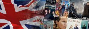 lista de series británicas