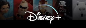 series de disney plus